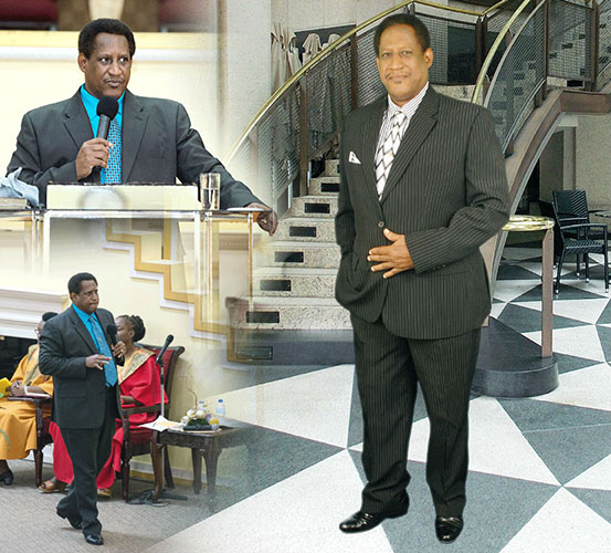 Pastor of the church